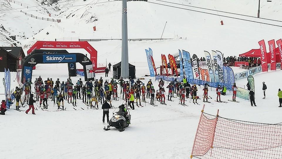 campeonato españa skimo 2021 boí taüll