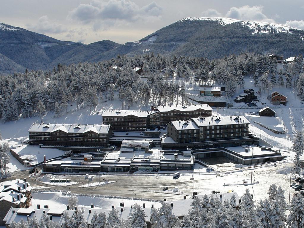 Resort esquí catalunya la molina